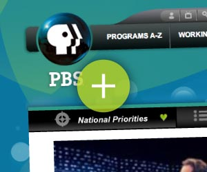video PBS UI Design